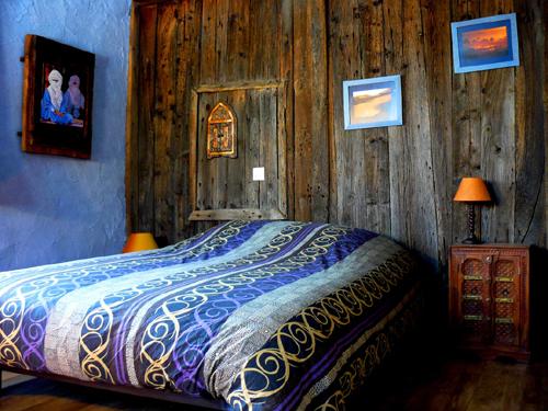 La chambre Kasbah