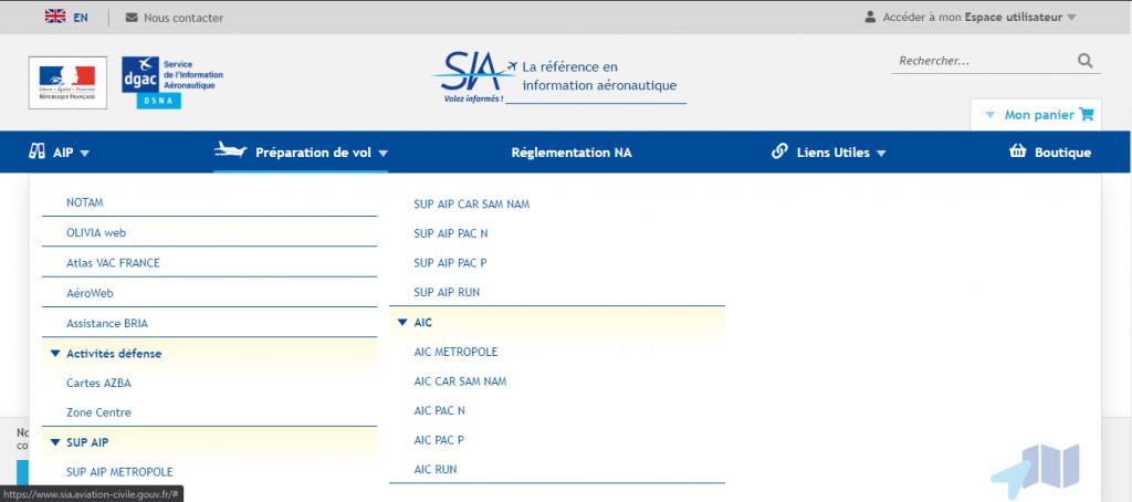 le site officiel de la règlementation aérienne- stage cross parapente dans le Cantal e Auvergne avec Thang-ka