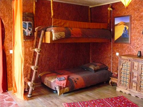 La chambre sahara