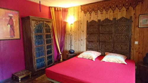 La chambre shérazade