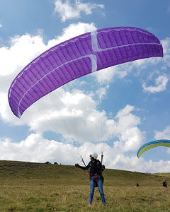 MCC AVIATION AROLLA 2 XXS VIOLETTE