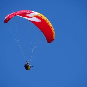 SKYPARAGLIDERS AYA S FIRE