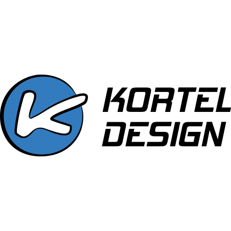 Logo de la marque de parapente Kortel Design