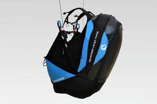 La sellette réversible de chez Sky Paragliders la Reverse 5