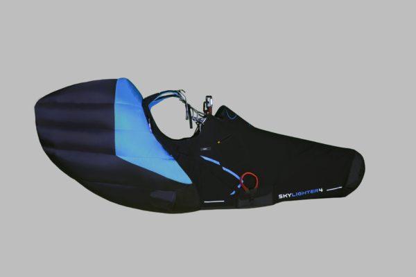 La sellette cocon light de Sky Paragliders Skylighter 4